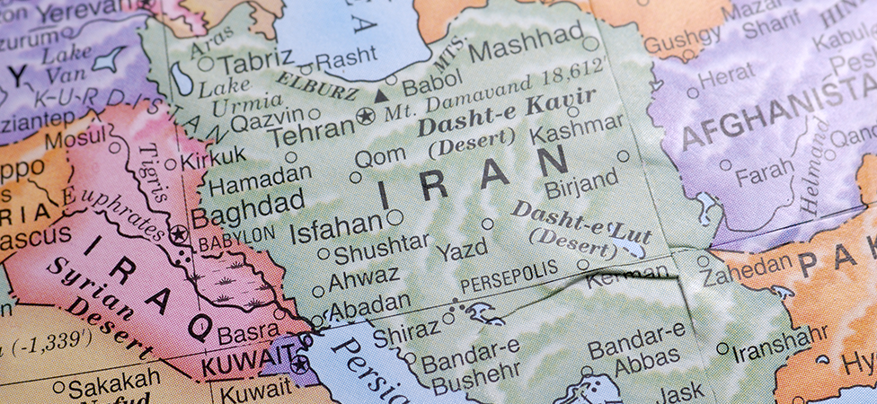 Iraq Moves Closer To Iran Totalforsvarets Forskningsinstitut Foi